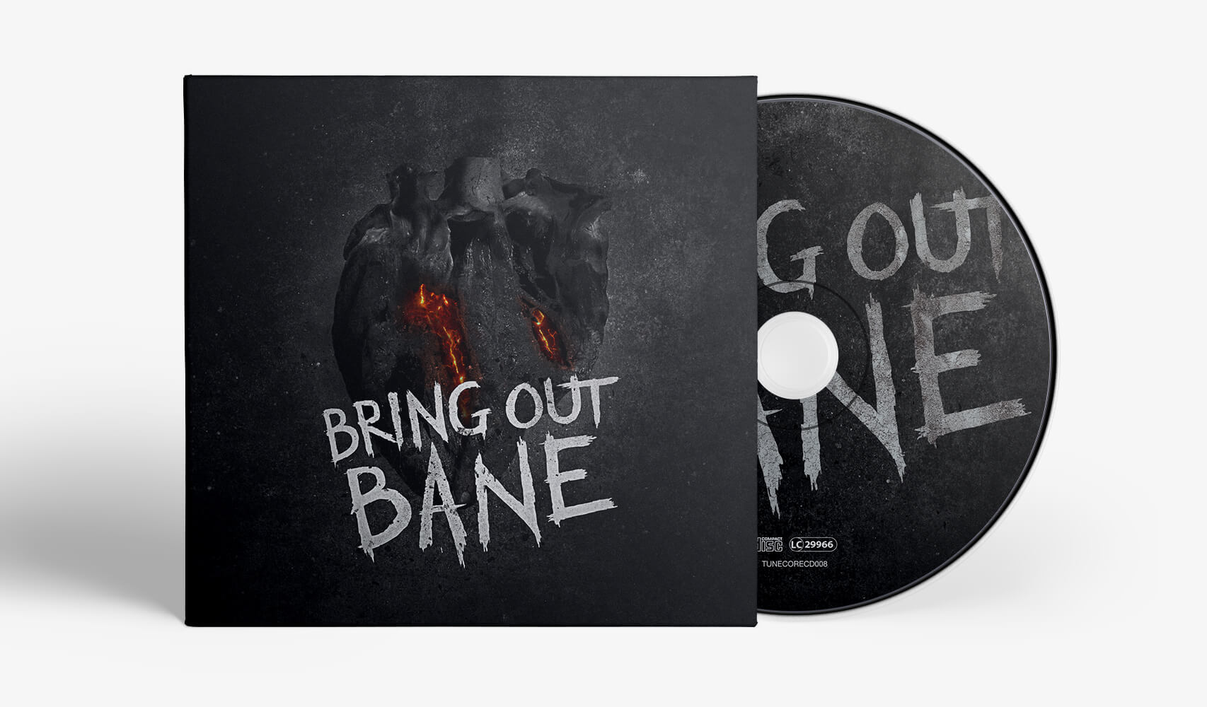 Bring Out Bane EP digipak