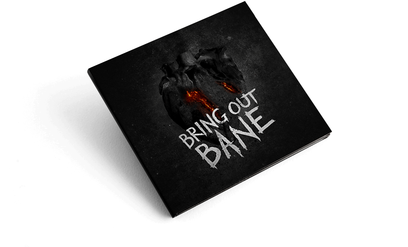 Bring Out Bane EP cover art