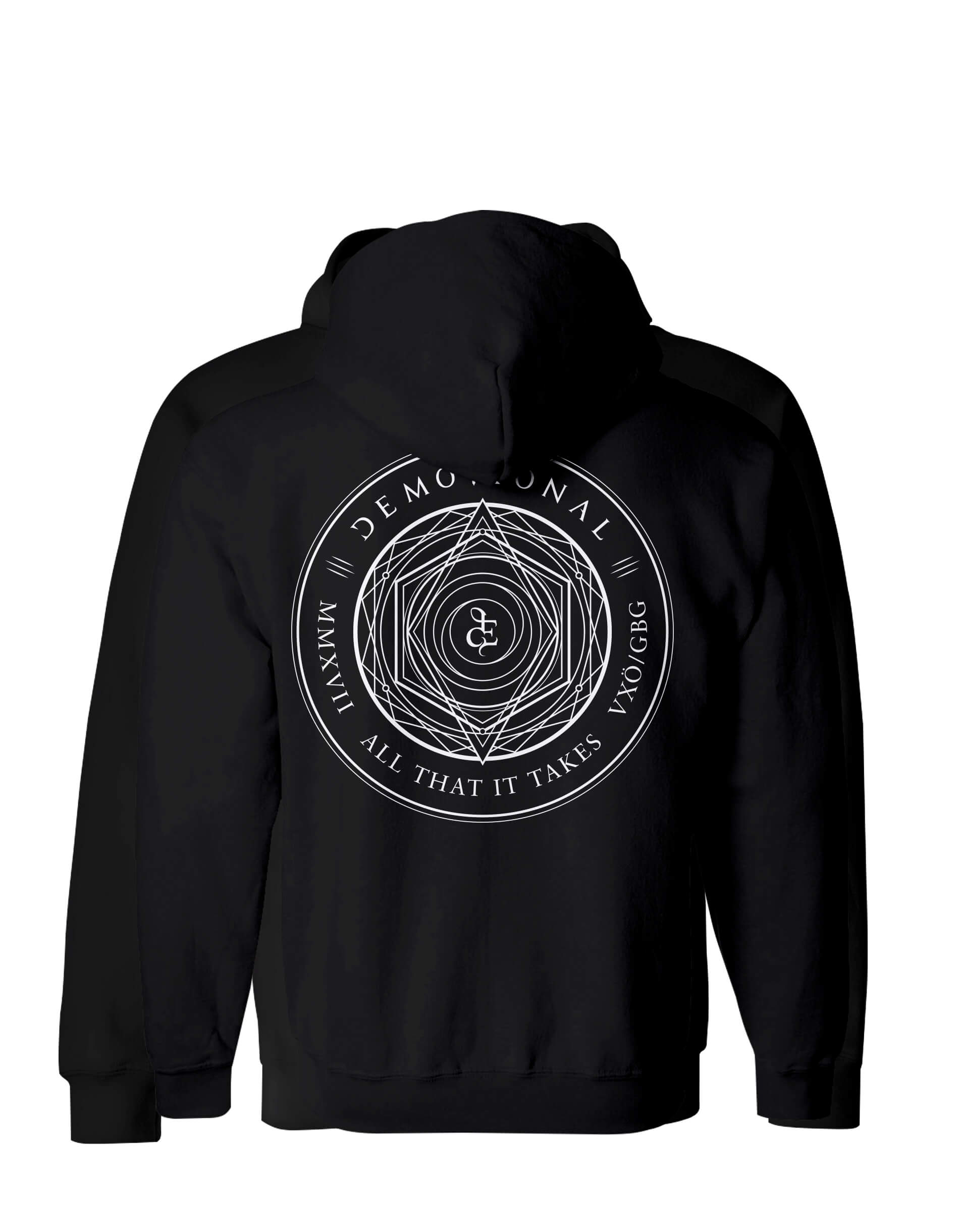 Demotional - All That It Takes Hoodie