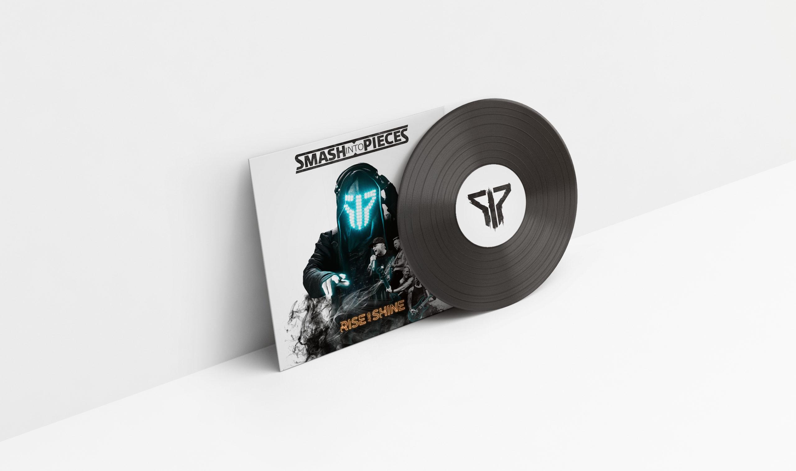 Smash Into Pieces - Rise and Shine Vinyl